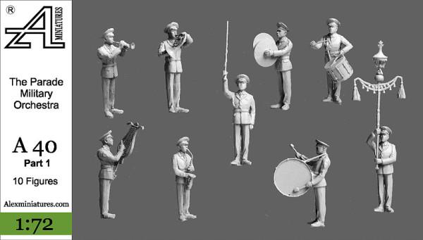 AMinА40 Парад Военный оркестр часть 1 (thumb22634)