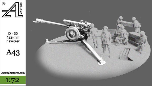 AMinА43 Гаубица Д-30 (thumb22642)