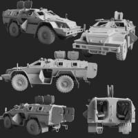 AMinА54 Автомобиль сопровожения 4Х4 «Дозор» (attach1 22664)