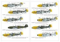 AR14304   1/144 Messerschmitt Bf 109E «Battle of Britain Aces» (attach2 24085)