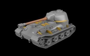 AR72202   1/72 VK 72.01 (K) - German WWII heavy prototype tank (attach5 24090)