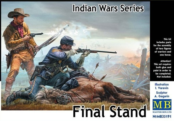 MB35191   Final Stand. Indian Wars Series (thumb24468)