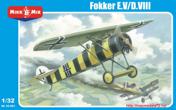 MM32-001   Fokker E.V/D.III (thumb24404)