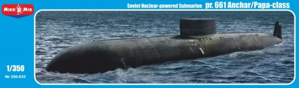 MMir350-033   Project 661 Anchar/Papa-class Soviet nuclear-powered submarine (thumb21938)
