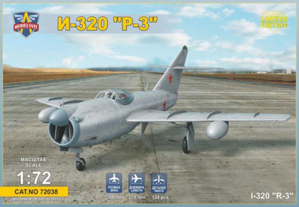 MSVIT72038   I-320 R-3 Soviet experimental all-weather interceptor (thumb21946)