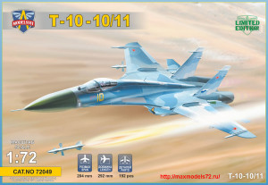 MSVIT72049   T-10-10/11 Advanced Frontline Fighter (AFF) prototype  (ПРЕДЗАКАЗ) (thumb24482)