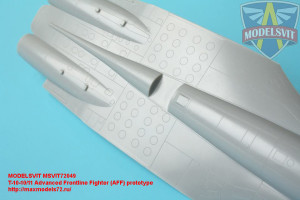MSVIT72049   T-10-10/11 Advanced Frontline Fighter (AFF) prototype  (ПРЕДЗАКАЗ) (attach1 24482)