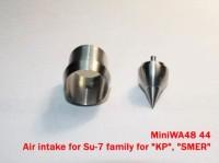 MiniWA4844    Air intake for Su-7 family for «KP», «SMER» (attach3 23181)