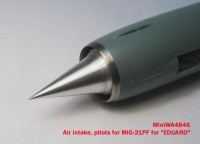 MiniWA4846    Air intake, pitots for MiG-21PF for «EDUARD» (attach5 23193)