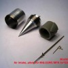 "MiniWA4849    Air intake, pitots for MiG-21MF/MFN for""EDUARD"" (thumb23220)"