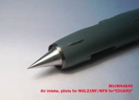 MiniWA4849    Air intake, pitots for MiG-21MF/MFN for»EDUARD» (attach5 23220)