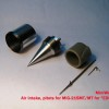 "MiniWA4850    Air intake, pitots for MiG-21SMT/MT for ""EDUARD"" (thumb23229)"