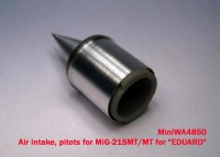 MiniWA4850    Air intake, pitots for MiG-21SMT/MT for «EDUARD» (attach3 23229)