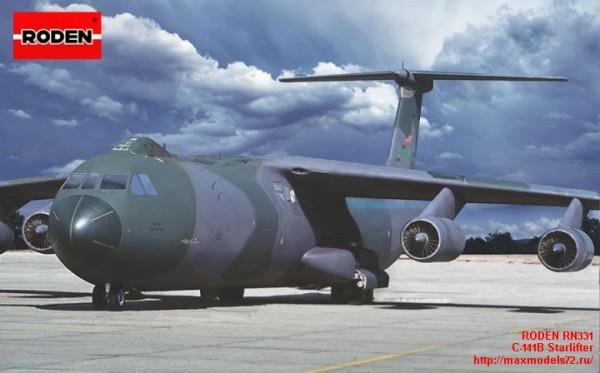 RN331   C-141B Starlifter (thumb24497)