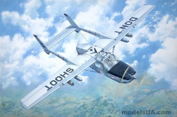 RN620   Cessna O-2 Skymaster (thumb24491)