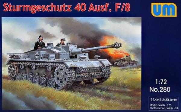 UM280   Sturmgeschutz 40 Ausf F/8 (thumb21952)