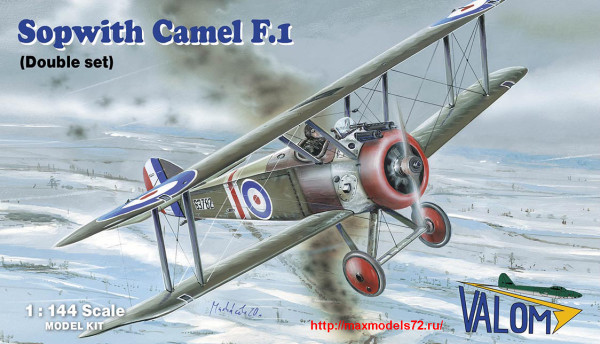 VM14417   Sopwith F.1 Camel (double set) (thumb25602)