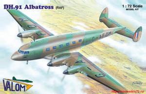 VM72129   DH.91 Albatross (RAF) (thumb25592)