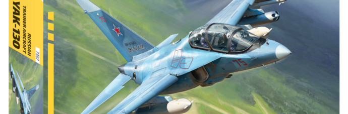 """ZV7307    Российский учебно-боевой самолет """"Як-130"""" (thumb23446)"""