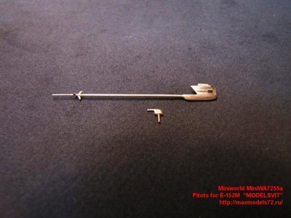 """MiniWA7255a    Pitots for E-152M  """"MODELSVIT"""" (thumb23139)"""