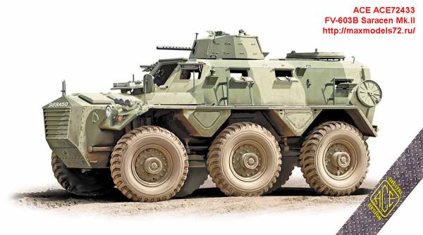 ACE72433   FV-603B Saracen Mk.II (thumb30971)