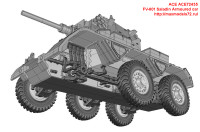 ACE72435   FV-601 Saladin Armoured car (attach8 25183)