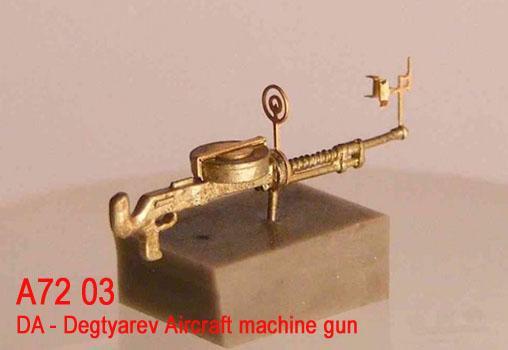 MiniWA7203    DA - Degtyarev Aircraft machine gun (thumb22939)
