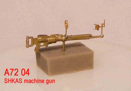 MiniWA7204    SHKAS machine gun (thumb22941)