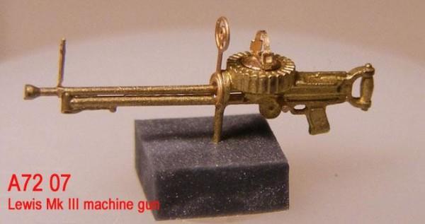 MiniWA7207    Lewis Mk III machine gun (thumb22947)