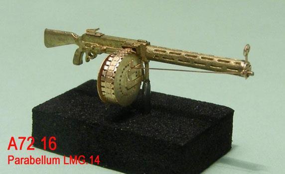 MiniWА7216    Parabellum LМG.14 (thumb22965)