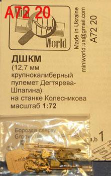 MiniWА7220    DShKM (thumb22975)