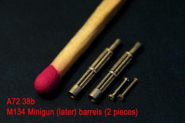 MiniWA7238b    M134 Minigun (later) barrels (2 pieces) (thumb23048)