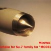 "MiniWA7244    Air intake for Su-7 family for ""MODELSVIT"" (attach3 23075)"