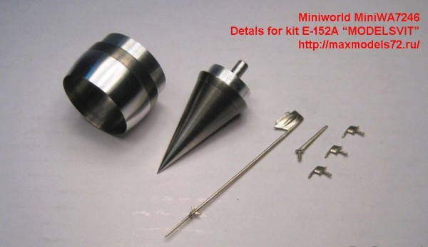 "MiniWA7246    Detals for kit E-152А ""MODELSVIT"" (thumb23080)"