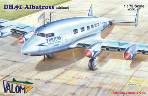 VM72128   DH.91 Albatross (airliner) (thumb25582)