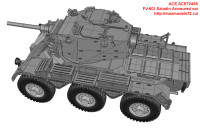 ACE72435   FV-601 Saladin Armoured car (attach7 25183)
