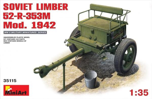 MA35115   Soviet limber 52-R-353M Mod.1942 (thumb26326)