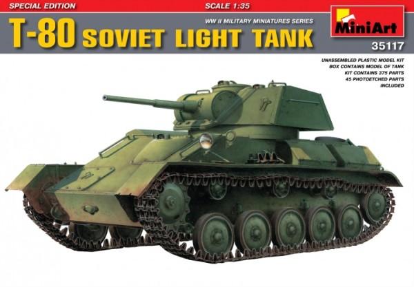 MA35117   T-80 Soviet light tank, special edition (thumb26339)