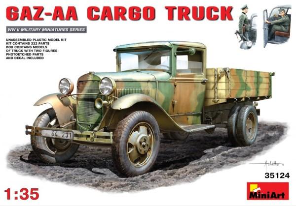 MA35124   GAZ-AA cargo truck (thumb26359)