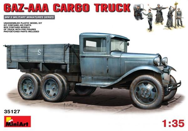 MA35127   GAZ-AAA Cargo truck (thumb26369)