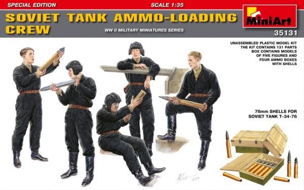 MA35131   Soviet tank ammo-loading crew set. Special Edition (thumb26395)