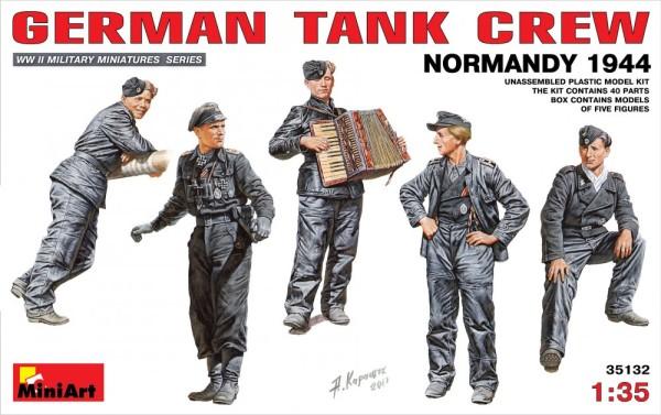 MA35132   German tank crew, Normandy 1944 (thumb26399)