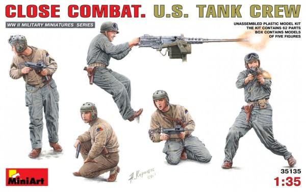 MA35135   Close Combat. U.S. tank crew (thumb26417)
