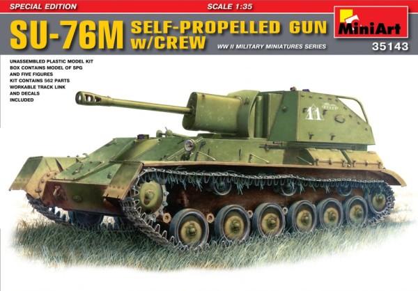 MA35143   SU-76M.Special Edition (thumb26455)