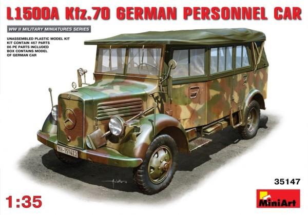 MA35147   L1500A (Kfz.70) German personnel car (thumb26475)