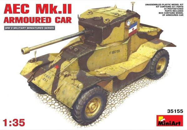 MA35155   AEC Mk.II armoured car (thumb26513)