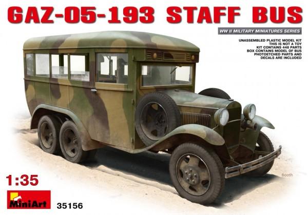 MA35156   GAZ-05-193 Staff Bus (thumb26520)