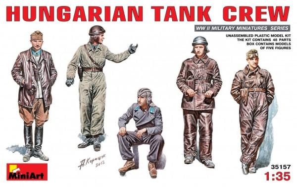 MA35157   Hungarian tank crew (thumb26528)