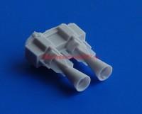 АМС 72059   РБК-250-275 АО-1 сч разовая бомбовая кассета калибра 250 кг в снаряжении осколочными боевыми Элементами АО-1. (в комплекте четыре кассеты РБК-250-275). (attach7 37605)