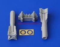 АМС 72075   КАБ-500Л Корректируемая авиационная бомба калибра 500 кг (в комплекте две бомбы). (attach2 37657)